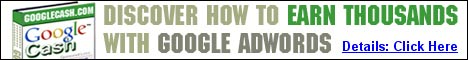 Make lots of money using Google Adwords