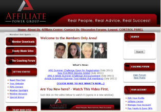 Affiliate Power Group