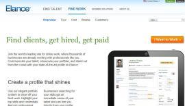 Elance - how to make money freelancing