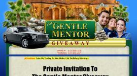 Gentle Mentor Giveaway