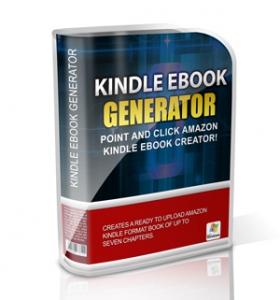 Kindle EBook Generator - Bonus for Ghostwriting Cash
