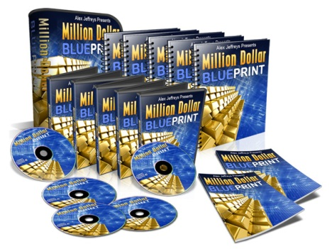 Million Dollar Blueprint by Alex Jeffreys