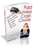 Free Paid Surveys EBook